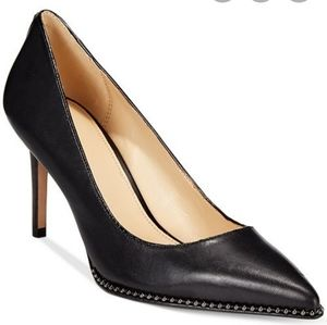 "Coach ""Vonna"" Pointed-Toe Pumps"